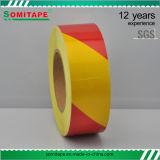 Hoja de la alta calidad Sh511/pegamento reflexivos blancos de la cinta del uno mismo
