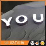 La publicité du logo de Signage lumineux par produit