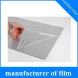 Do espaço livre macio do PE da alta qualidade película protetora para o perfil de alumínio e o perfil do indicador