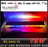 Indicatore luminoso d'avvertimento del veicolo Emergency bianco ambrato della polizia LED
