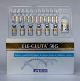 Ele Gluta 50g, тело глутатиона забеливая внимательность кожи впрыски