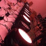 Leiden van de Hoofden van het Gezoem 36X10W RGBW 4in1 DJ van het stadium DMX Bewegende