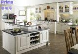 Armadi da cucina di legno della mobilia italiana europea di disegno per gli elementi della cucina