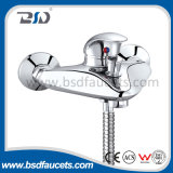 Plattform Mounted Chromed Bathroom Brass Bidet Faucet mit Single Handle