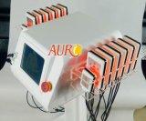 Máquina de la lipolisis del laser del diodo de la carrocería que contornea para el retiro gordo