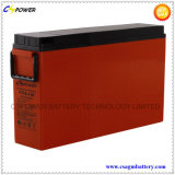Bateria terminal 12V170Ah 12V175Ah da parte dianteira profunda do ciclo FT12-170/175 para Telecomuniation
