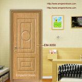 Scharnier-Glastür-gleitendes Glas-Tür-schalldichte hölzerne Tür