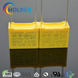 Metallisiertes Polypropylene Yellow Box Film Capacitor (0.22UF 275VAC X2 MKP) /All Series RoHS Reach