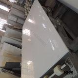 夕食の白い卸し売り水晶平板の人工的な石