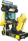 Juegos de arcada video de Op. Sys. el competir con de coche del equipo de las máquinas de juegos de arcada de la moneda del Hummer/del simulador del movimiento