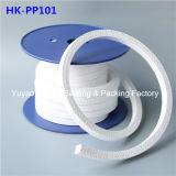 Imballaggio puro chimico di resistenza 100% PTFE senza additivi di lubrificante