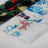 ポリエステルスパンデックスのデジタルによって印刷される衣服ファブリック