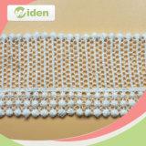 Cordón exquisito aceptable de Cupion del cordón del guipur de la orden del muestreo