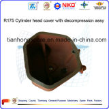 R175 Cylinder Head Cover com Decompression Assy