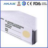 Striscia/scheda chimiche dell'indicatore di sterilizzazione della formaldeide