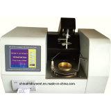Appareil de contrôle ouvert automatique de point d'inflammabilité de tasse de Gd-3536D ASTM D92 Cleveland