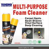 Líquido de limpeza de múltiplos propósitos da espuma, líquido de limpeza de formação de espuma do líquido de limpeza, do tapete e do Upholstery