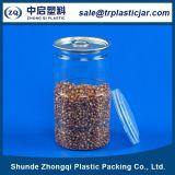 Любимчик Plastic Food Jar с Aluminum Легким-Open Lid