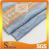Jacquardwebstuhl-Baumwollgewebe für Kleidung (SRS2152S)