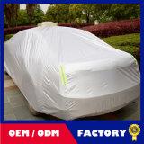 차 부속 차 덮개 Sunproof 방진 비 저항하는 방어적인 반대로 UV 찰상 세단형 자동차 덮개 자동차 부속