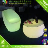 Muebles iluminados del LED