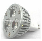 Quality 3X1w High Power LED GU10/MR16/E27 SMD Spotlight LED 가장 싼과 High