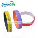 Gli elastici dei braccialetti del silicone più caldi
