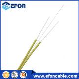 Тип кабель Fibra Optica смычка FTTH 2 Fibras LSZH Recubrimiento