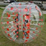Шарик тела размера взрослого 2016 Bumper, Loopy шарик, шарик пузыря PVC для футбола D5100