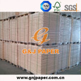 670*870mm Woodfree Offset Paper em Sheet para Book Printing