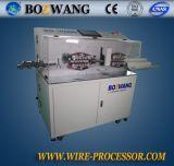 Máquina computarizada Zhiwang da estaca e de descascamento do fio da BO (para o grande cabo)