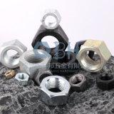 Noix Hex de qualité (Cl. 6/8/10 Cl. 6/8/10 DIN934)