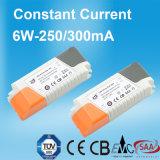 250mA 15-24V konstante Stromversorgung des Bargeld-LED mit Cer RoHS