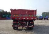 Sinotruk Cdw 16 de Vrachtwagen van de Kipper van de Ton 160HP 4X2