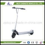 Non-Pneumatictyreの折る2つの車輪のスクーター電気350W
