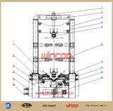 De Lopende band van de Structuur van het Staal van het Systeem van de Oplossing van de Vervaardiging van de Structuur van het staal