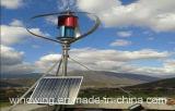 sistema Vento-Solare verticale di fuori-Griglia di 400W24V Maglev