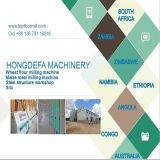 20t製粉機械中国の品質(20tpd)