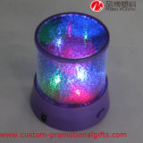 Home Decoration LED Projector Changing Color Romantic Star Master