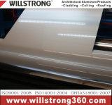 Bobine en aluminium colorée pour la toiture et l'ACP