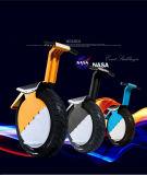 Uno de ruedas eléctrica de equilibrio monociclo monopatín Vespa