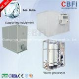 Fabricante de gelo comercial da capacidade pequena do fabricante de China