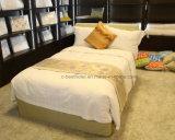 ホテルのリネン製造者贅沢で快適なSofa100%の綿400tc 60s/80sは嘆いたり/ジャカード/