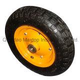 عجلة مطّاطة/عربة يد عجلة مطّاطة/عجلة قابل للنفخ
