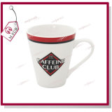 12oz Sublimation Printable Ceramic Latte Mug