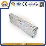 Caso di alluminio di volo di strumento musicale per la corsa & l'esposizione (HF-5219)