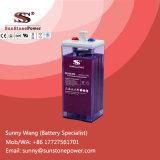 Langes Leitungskabel-saure Solardruckspeicher Opzs Batterie der Garantie-2V 500ah