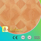 12.3mm E0 AC4 Embossed Walnut Oak cheassorbe Laminated Wooden Flooring