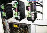 Gran Área de Trabajo Doble cabezales láser cortador de tela de cuero