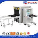 Fabricación de escáner de equipaje para rayos X AT6040 escáner de equipaje para Hotel / Embajada / Tribunal